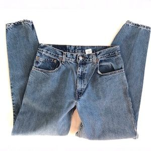 Levi's 560 Jeans Loose Fit Tapered Leg 32x32
